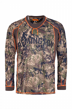 Remington Inside Fit Shirt Green Forest
