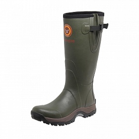 Remington Louisiana Rubber Boots Green